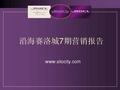 北京<font color=red>沿海</font>赛洛城7期麦迪逊广场地产项目营销策划报告_114p_活动配合_媒体配合