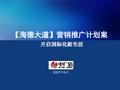 中<font color=red>广信</font>_北京海德大道项目营销推广计划案_100P_住宅_价格策略_广告策划_销售执行